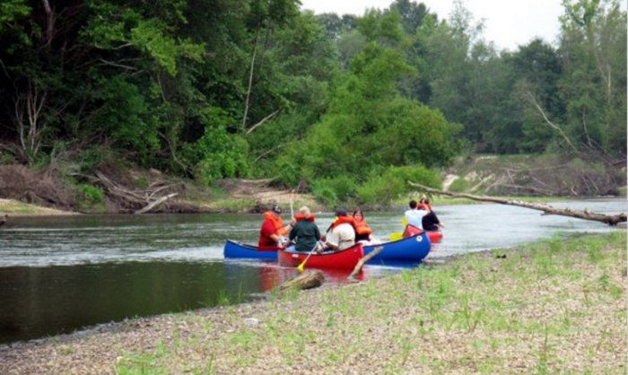 Canoeing and Kayaking are also great options on the waters here.