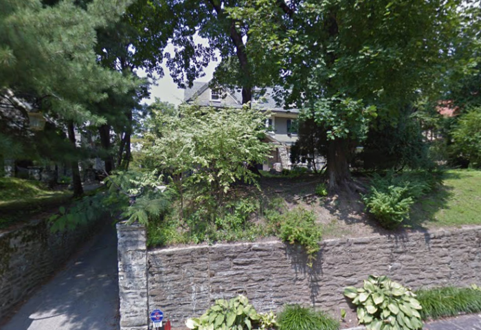 2. The Baleroy Mansion in Chestnut Hill, which is sometimes called the most haunted house in America.