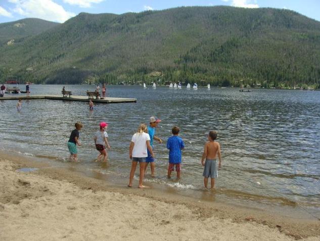 2. The Beach at Grand Lake (Grand Lake)