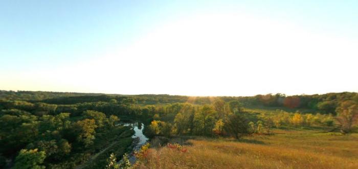 12. Yellow Medicine River Cliff