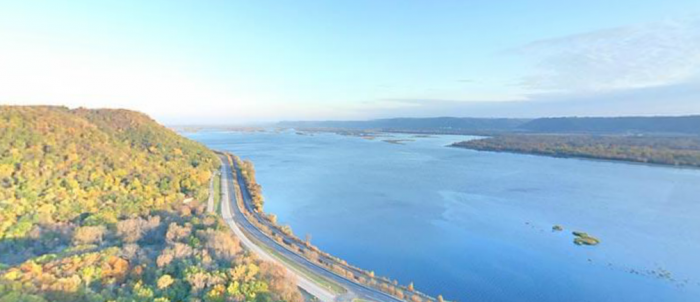 8. Riverview Trail Overlook