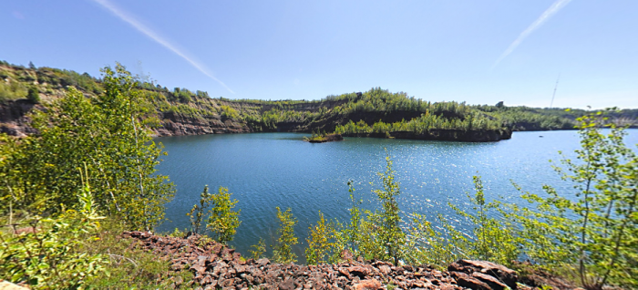 7. Hill Annex Mine State Park