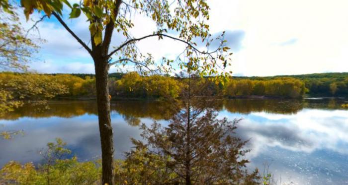 1. River Trail