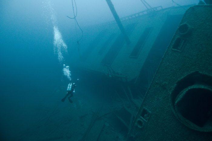 8. Shipwreck Cove