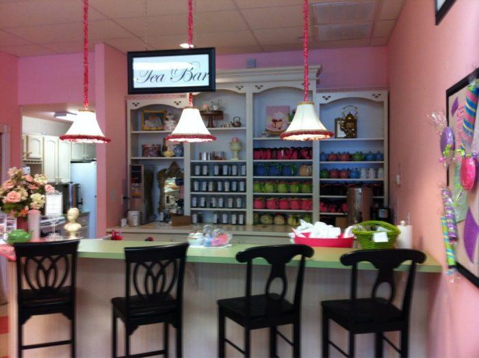 11. Sister's Tea Parlor at 4765 Fox Run Road in Buckner