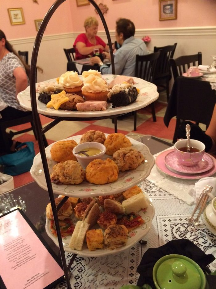 Sister's Tea Parlor. Brittany H.