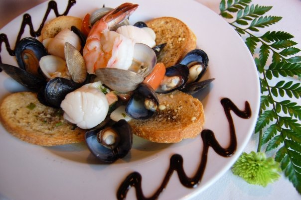 Soffritto Seafood Bistro