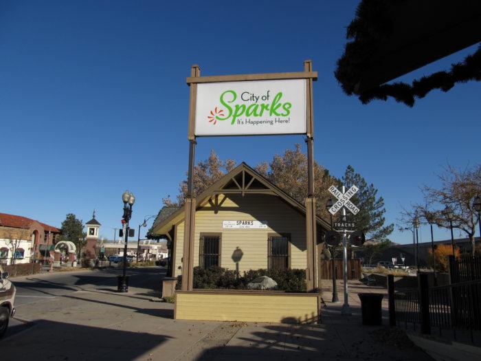 8. Sparks