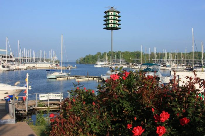 2. Spend a weekend at Green Turtle Bay Resort and Marina at 263 Green Turtle Bay Drive in Grand Rivers.