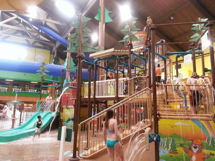 8. Splash Universe Indoor Water Park, Dundee
