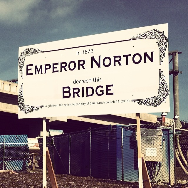 "11. In 1859, San Francisco citizen Joshua Abraham Norton proclaimed himself ""Norton I, Emperor of the United States."" He was penniless and had no political power, but he dressed in uniform and was deeply respected throughout the city. He's perhaps San Francisco's first true eccentric."