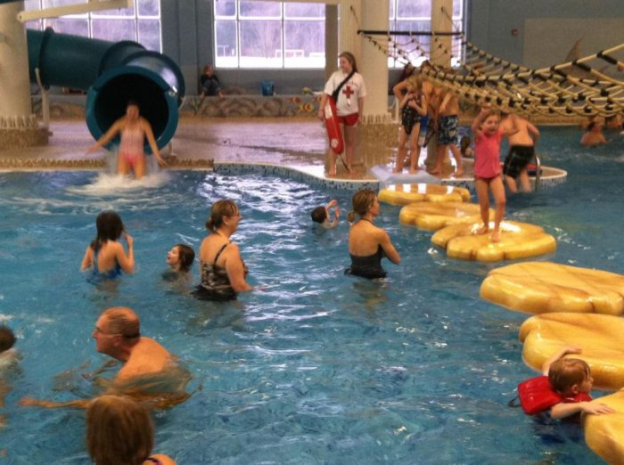 9. Spring Lake Community Fitness and Aquatic Center