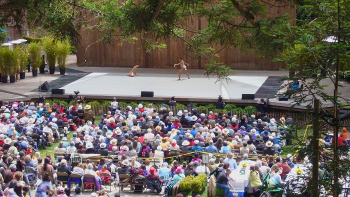 1. Take in a free concert (or ballet) at Stern Grove.
