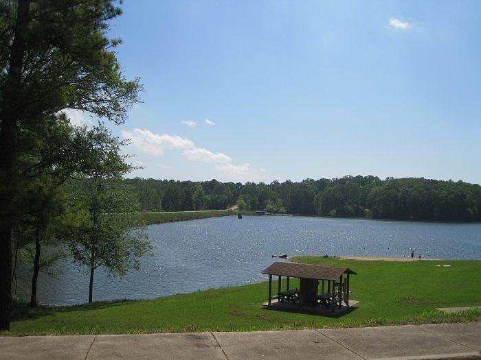 12.Storm Creek Lake