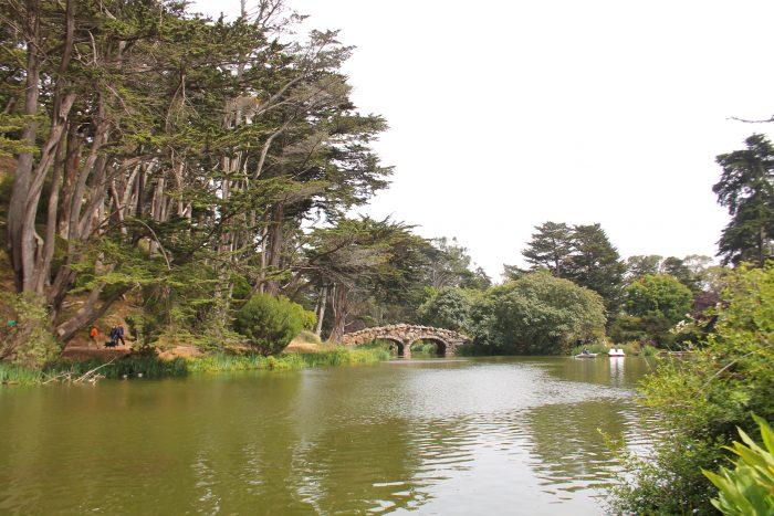 7. Golden Gate Park