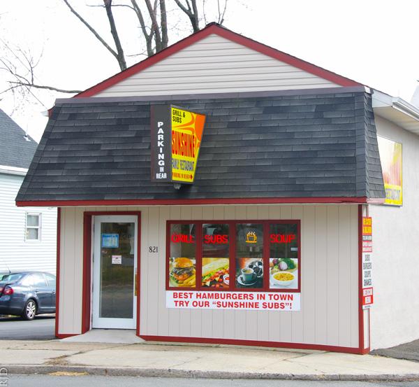 4. Sunshine Grill, Edison