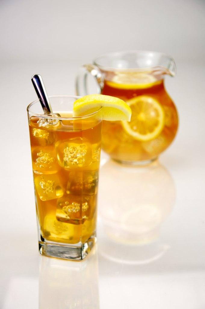 4. Iced Sweet Tea