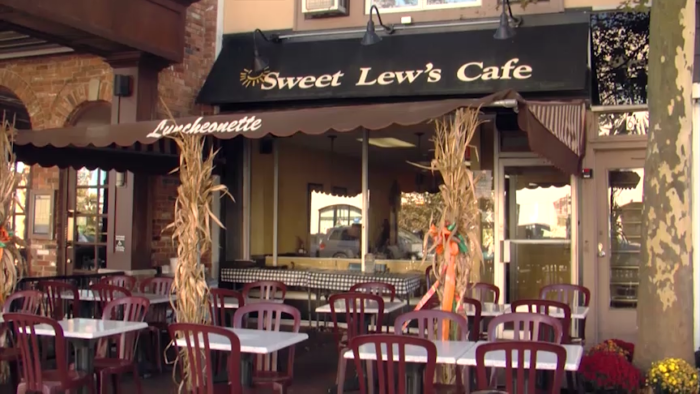 10. Sweet Lew's Cafe, Freehold