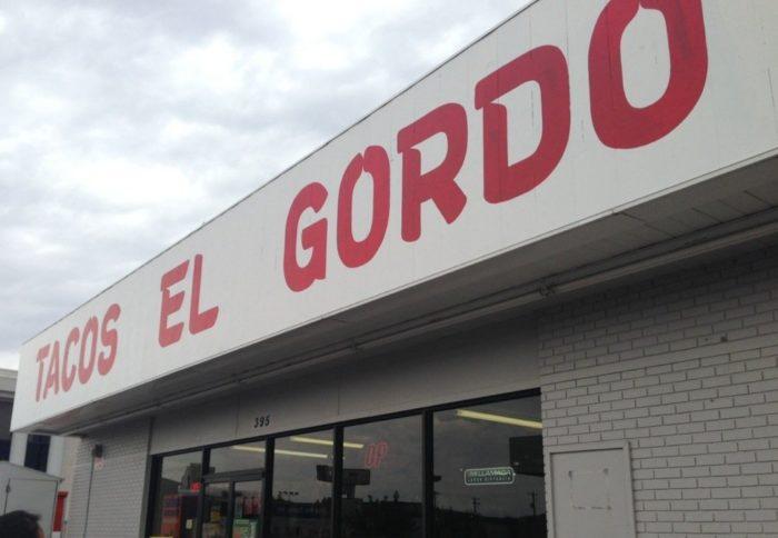 14. Tacos El Gordo, Vernal