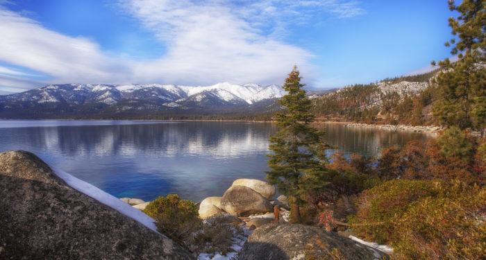 2. Lake Tahoe
