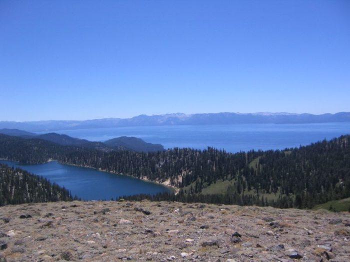 5. Hike the Tahoe Rim Trail.