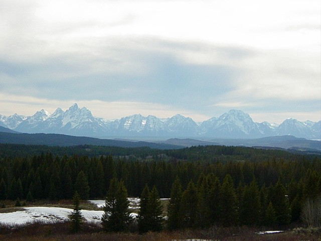 5. Wyoming Centennial Scenic Byway