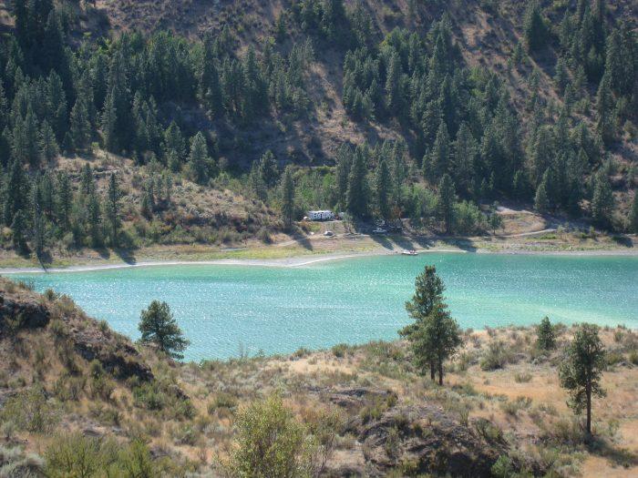 5. Omak Lake