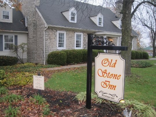 11. The Old Stone Inn at 6905 Shelbyville Road in Simpsonville.