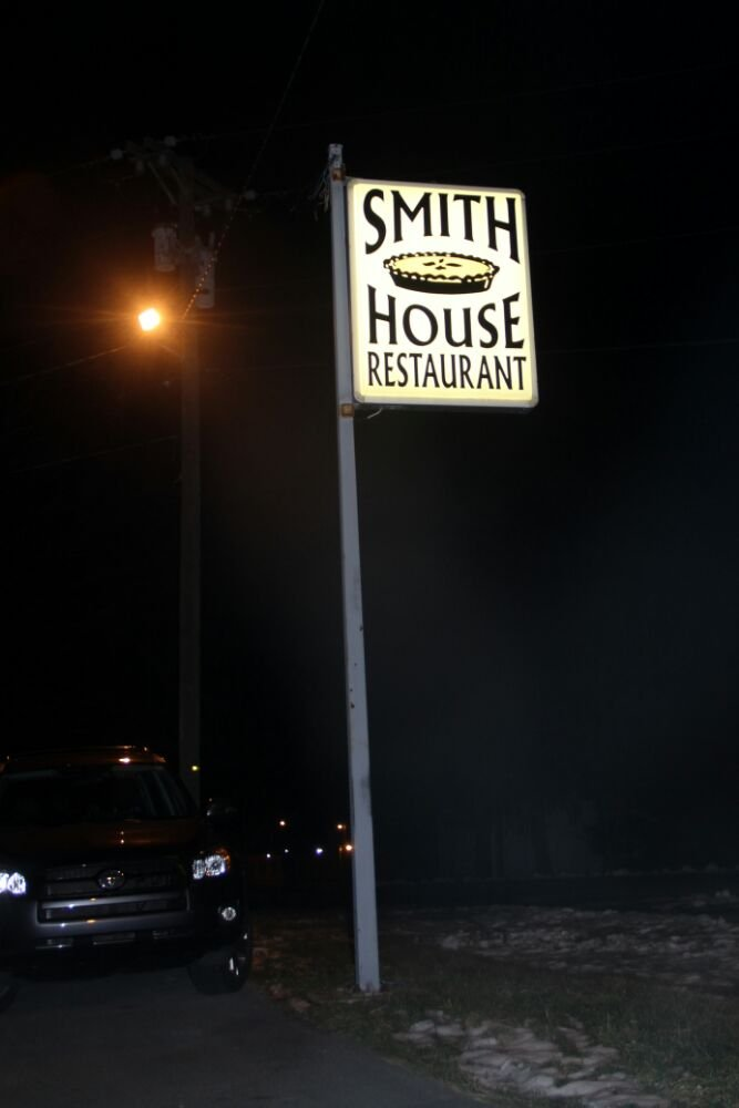 10. The Smith House at 1640 State Hwy 22 in Owenton