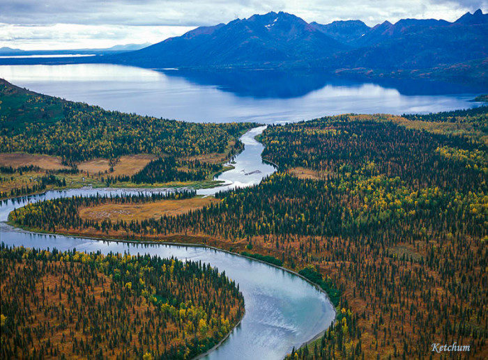 Alaska: Wood-Tikchik State Park