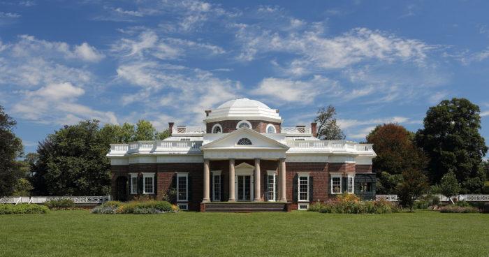 7. Monticello (Charlottesville)