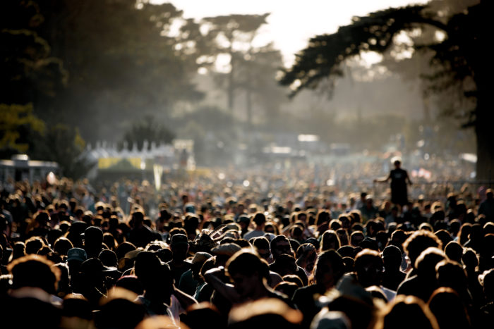 1. Hardly Strictly Bluegrass Festival