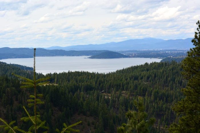 But not before you get one last panoramic look at Idaho's mesmerizing beauty.