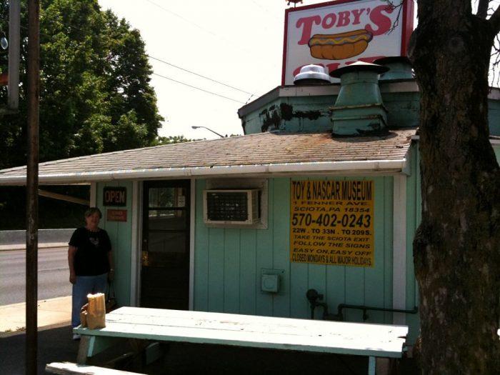4. Toby's Cup, Phillipsburg