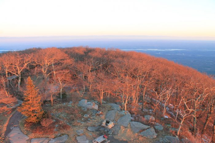 8. Overlook Mountain