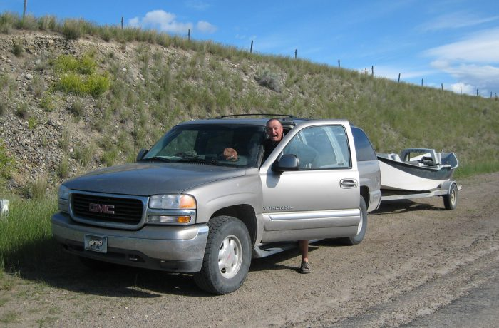 4. Many Montanans know how to fix their own vehicles out of necessity.