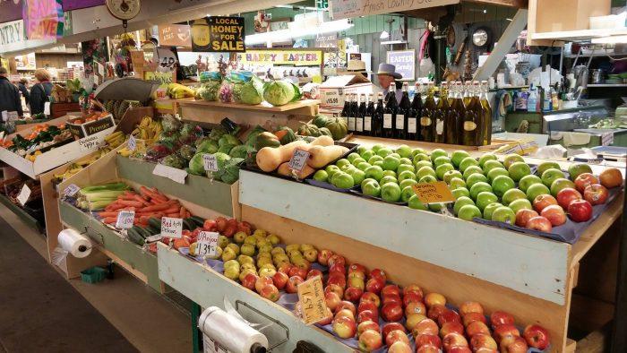 8. Trenton Farmers Market