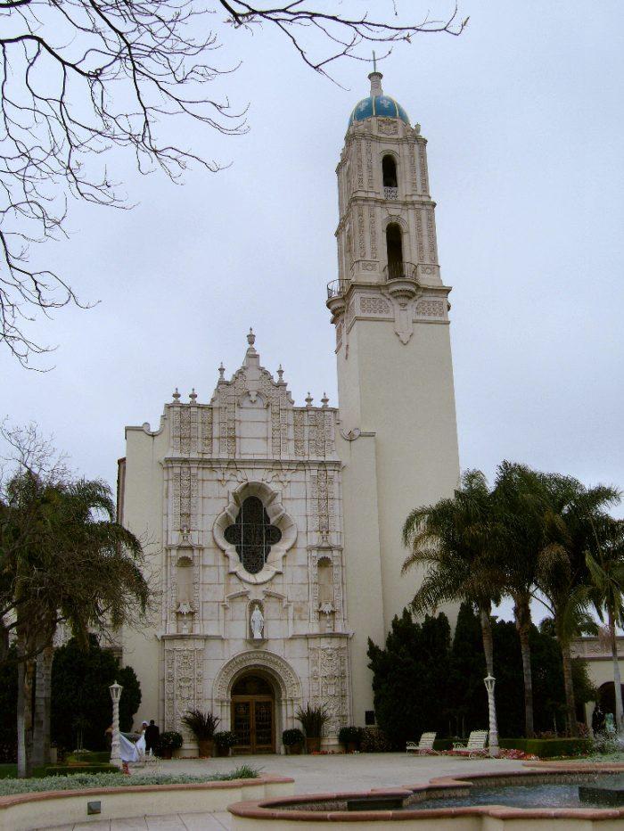 7. The Immaculata Parish Church in San Diego