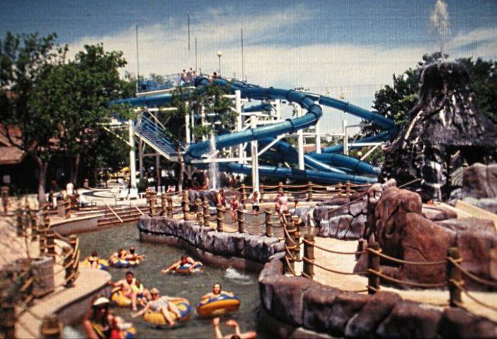 lagoon amusement park in utah 1991