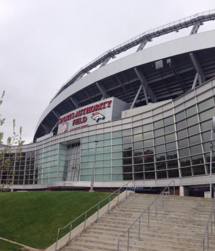 4. Sports Authority Field (Denver)