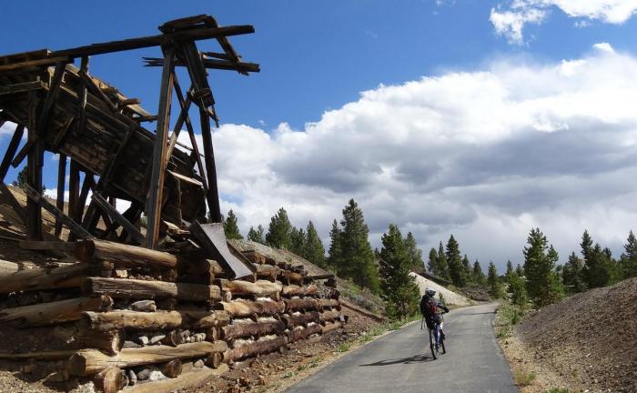 8. Mineral Belt Trail (Leadville)