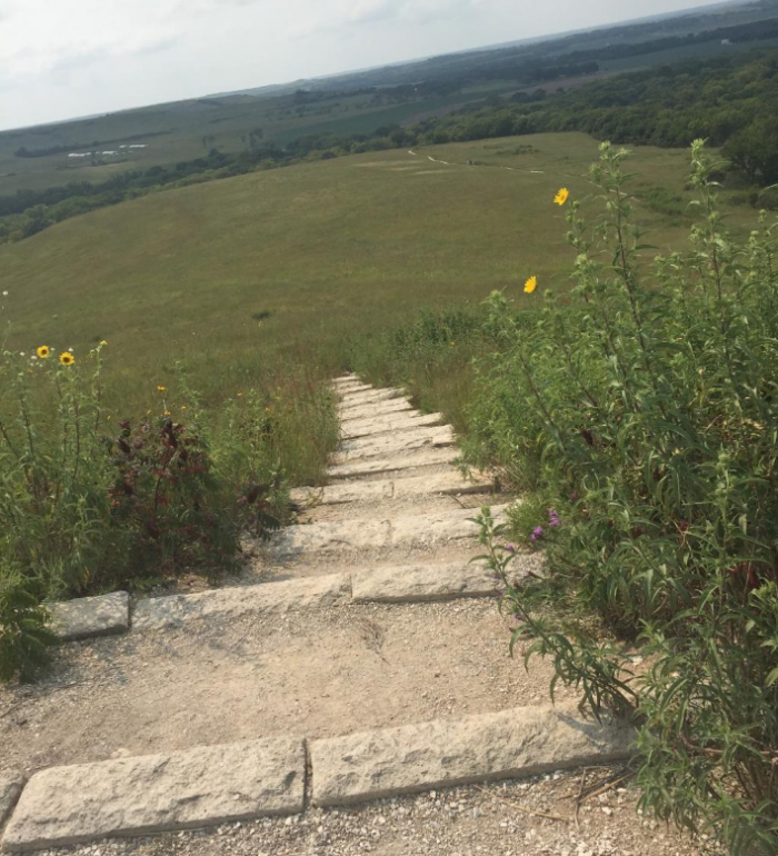 8. Konza Prairie Nature Trail Loop (Manhattan)