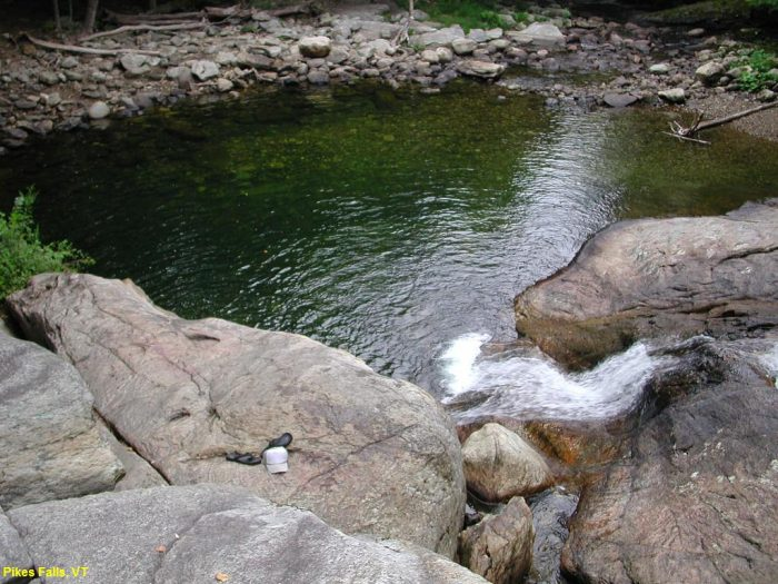 Here Are 19 Vermont Swimming Holes That Will Make Your