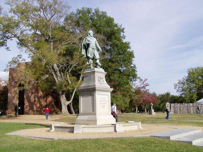 3. Jamestown, Virginia