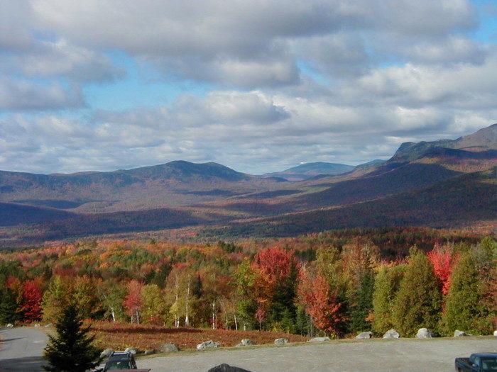 Maine: Mt. Blue State Park