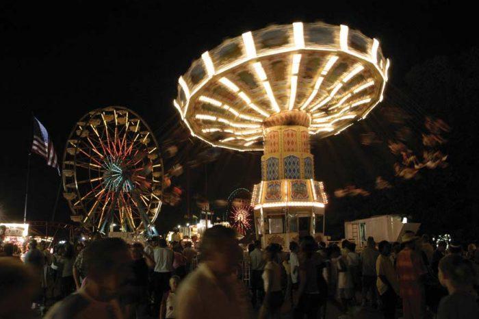 4. Visit the Kentucky State Fair.