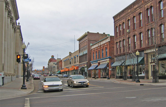 7. Washington Street, Marquette