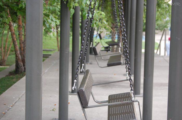 Waterfront Park. Morgan