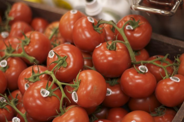 5. Fresh produce, fresh produce, fresh produce!