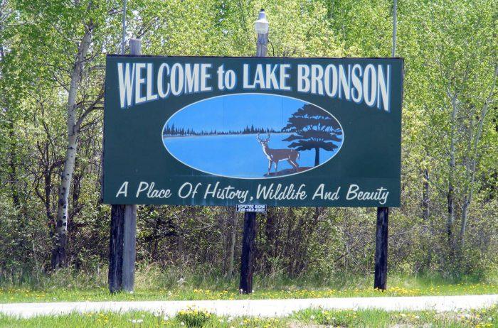9. Lake Bronson